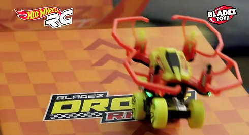 Hot Wheels Drone Racer