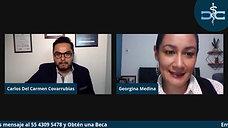 Live Talk con Georgina Medina
