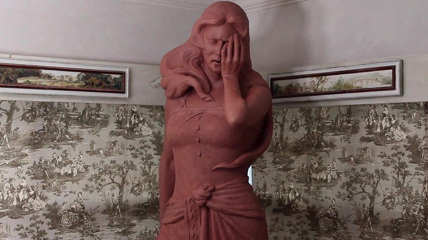 Rachel Weeping