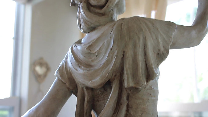 Adoration Bronze Sculpture