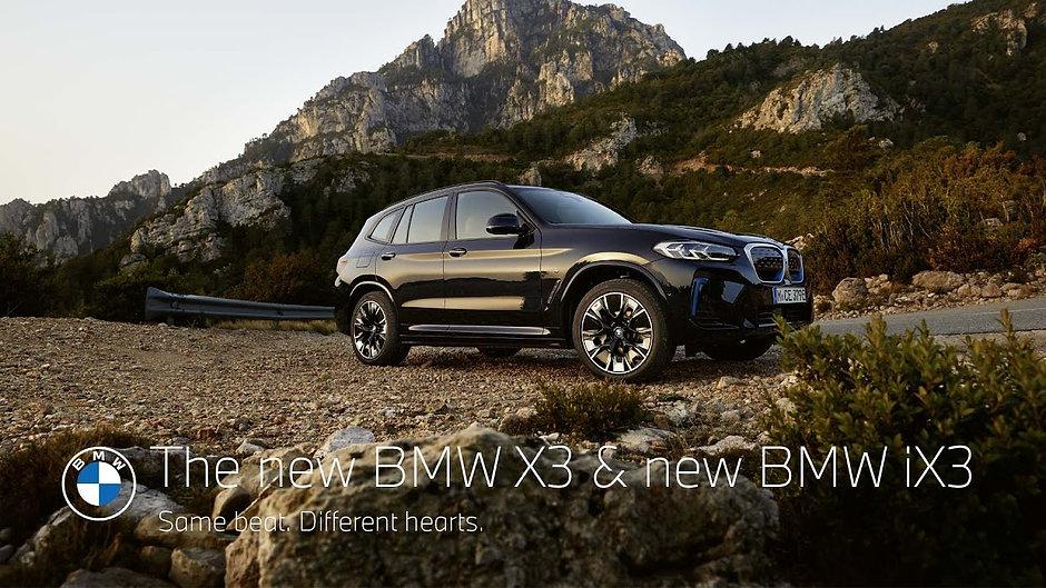 BMW X3 IX3 International