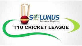 T10 Cricket League 2020