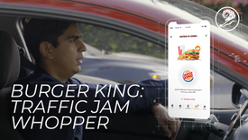 Burger King | Traffic Jam Whopper Case Study