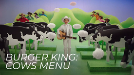 Burger King | Cows Menu