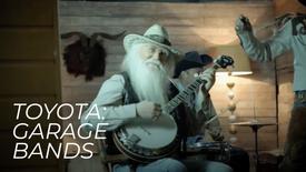 Toyota | Garage Bands