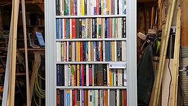Faux bookcase door, London