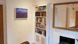 Finished door in Farnham