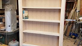 Real secret bookcase door in Farnham