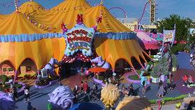 Universal Studios Ringling visit