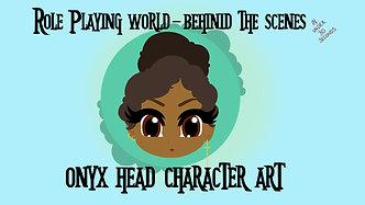RPW BTS - Onyx Head Art