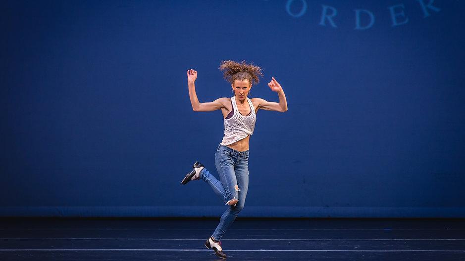 Choreography by Melissa Hinz