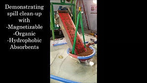 Ramp Test - Real test with engineered prototype ramp demonstrating fundamental principle