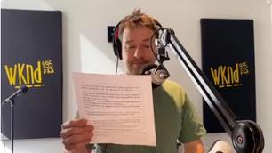 Alexandre Barrette a écrit une lettre au Alex de 2020
