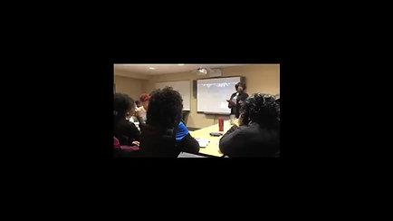 Women's leadership training