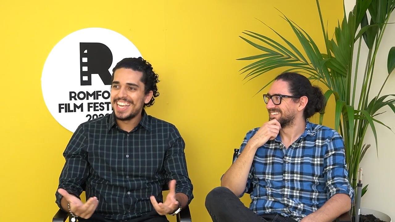 Interview Romford Film Festival 2020