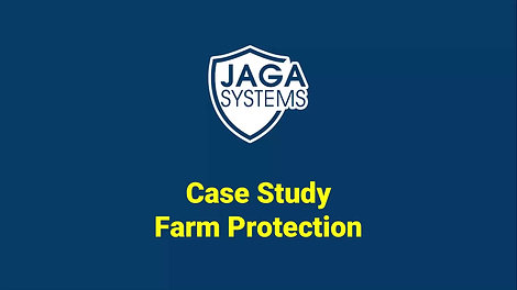 JAGA Systems. Case study for farm protection intrusion detection system.
