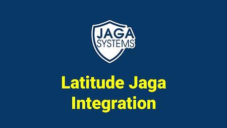 JAGA integration : Latitude 2