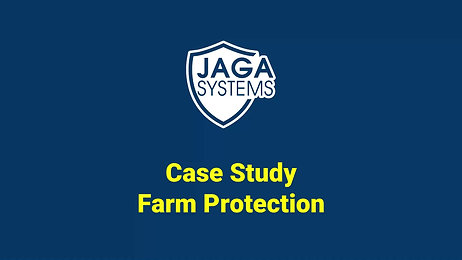 JAGA - case study - Farm protection
