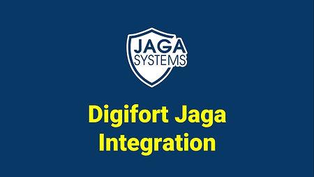 JAGA integration : Digifort