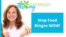 Stop sweet cravings | easy + weight loss dessert!