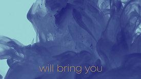 Nurture Week Desire Quote - LIGHT BLUE