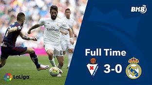 Eibar vs Real Madrid - Match Day 13