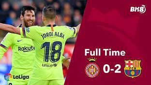 Girona vs Barcelona - Match Day 21