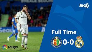 Getafe vs Real Madrid - Match Day 34