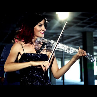 Electric Violinist | Naomi Tagg | South Africa