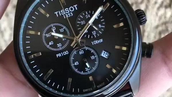 Tissot Strap Chronography