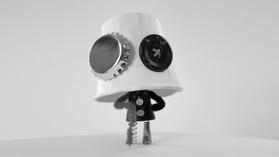 'Dummy' character design