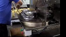 AM300RT Scotch pie factory test