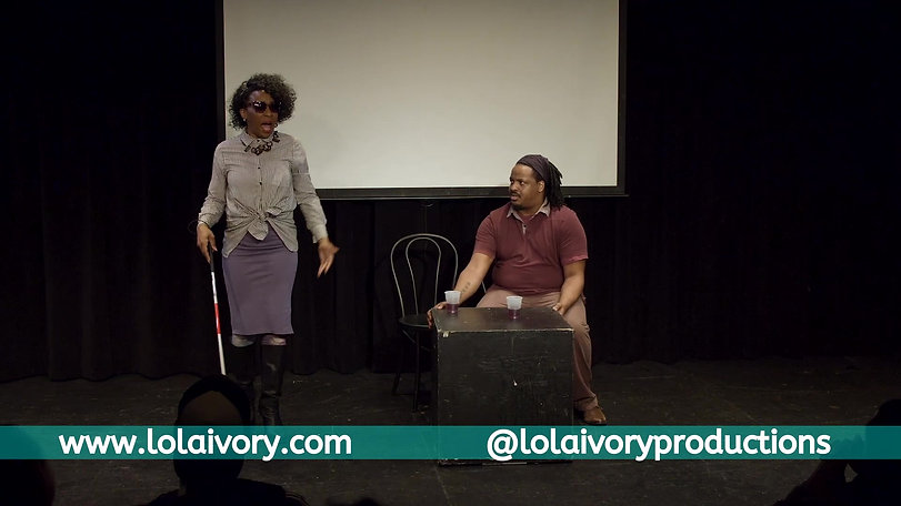 Late Night Comedy Quickie Presents: Hella Black Theater & Comedy Productions