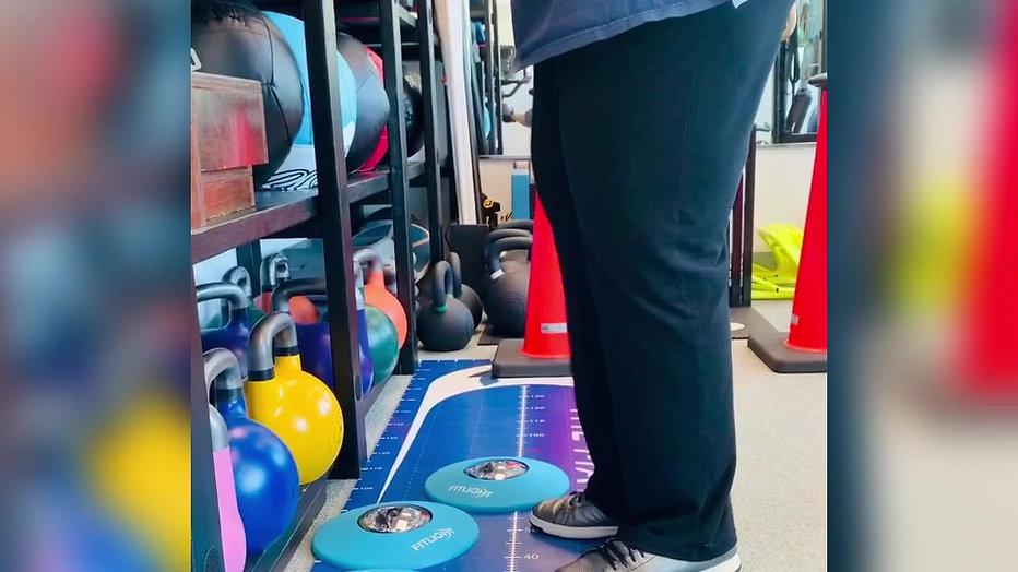 Balance Training & Fall Prevention
