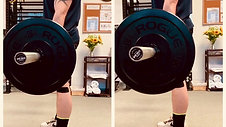 Romanian Deadlift Correction