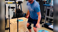 Fitlight Reactive Training- ACL Rehab