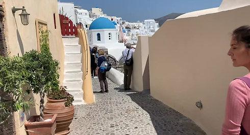 Santorini & Athens