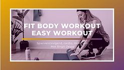 Fit Body Workout 8