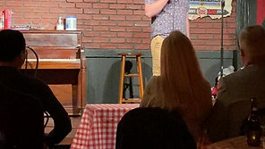 Connor Ford at the Comic Strip Live!