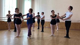 Historical Dance Class