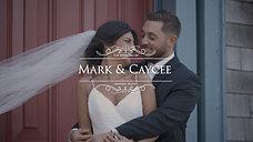 Mark & Caycee | The Rohmeyer Wedding