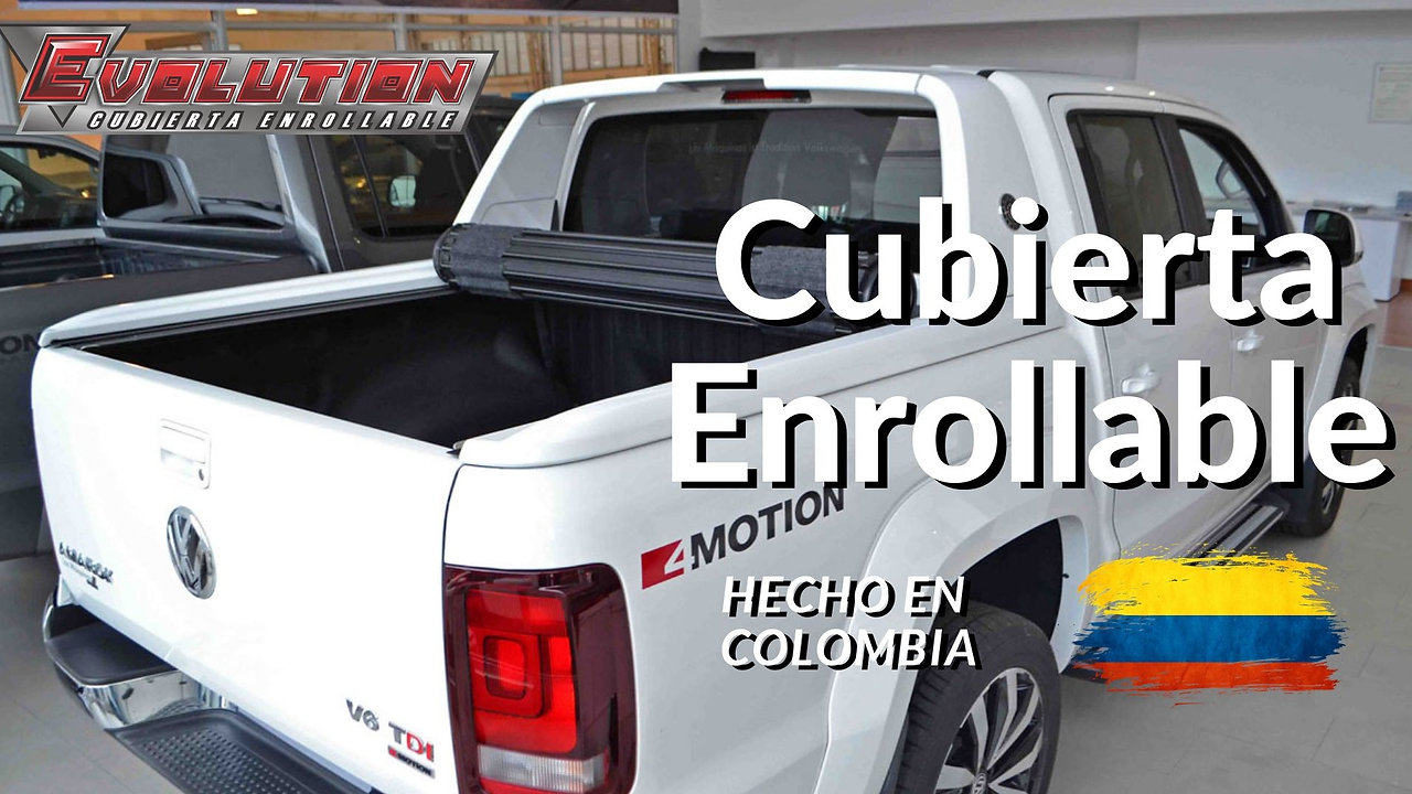 Cubierta Enrollable Evolution