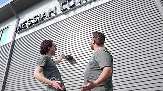 Shouting Rock Cafe