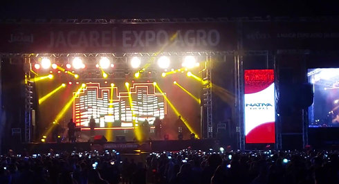 LCE Eventos - Estruturas para eventos - Expo Agro