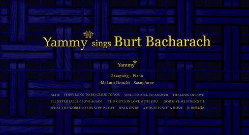 Yammy* sings Burt Bacharach PR