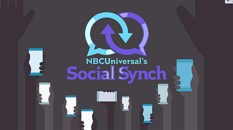 Social Synch - (Editor, Motion Graphics)