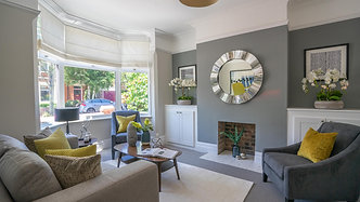 Behind the Scenes look at Property Staging