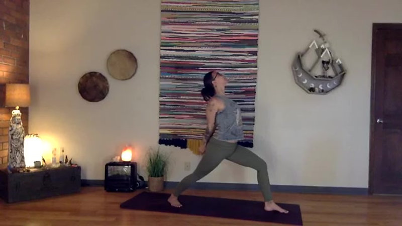 Vinyasa Flow with Jenn