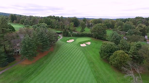 Golf Course Drone