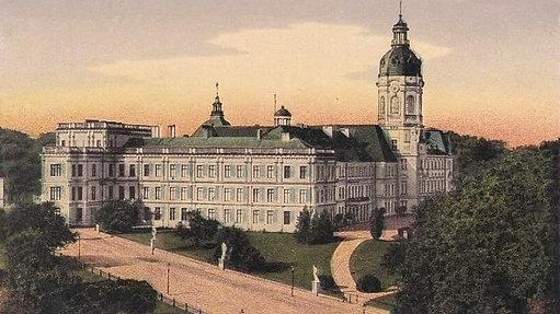 Bebauung Schlossberg